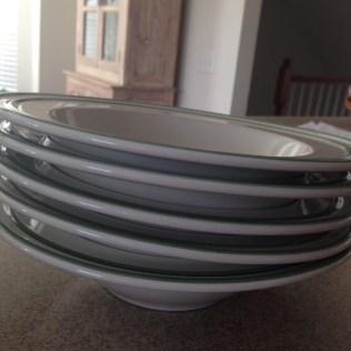 Proper Soup Plates