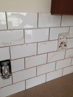Tiles starting to look good