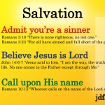 Today is the Day of Salvation: Don't Put it Off Any Longer!