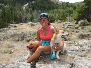 Claudia Pearson is rations manager for the National Outdoor Leadership School's Rocky Mountain Branch in Lander. She said that with good planning there are few limits to what foods you can prepare and enjoy in the backcountry. (courtesy)