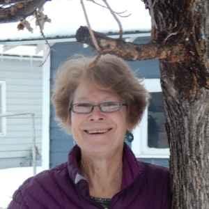 Gillian Malone, board chairwoman of the Powder River Basin Resource Council