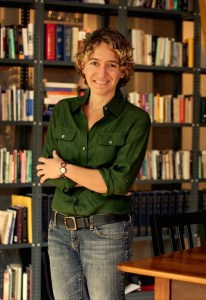 Kathryn Shultz who brought the remarkable story of Zarif Khan to light, won the 2015 Pulitzer Prize for feature writing. (Photo by InkWell Management Literary Agency)