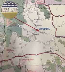 In the 1990s, the Fremont County Commission proposed siting a temporary nuclear waste storage facility called Owl Creek northeast of Riverton. Gov. Mike Sullivan vetoed the effort in 1992.