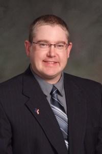 Rep. Lars Lone (R, HD-12, Cheyenne)
