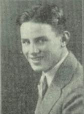Ned Turner's yearbook photo