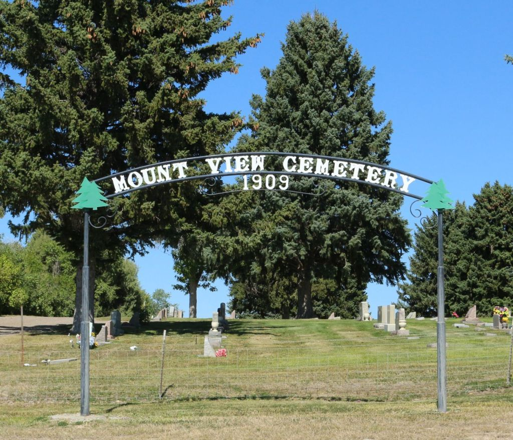 Mount View Cemetery, Basin, Big Horn County, Wyoming