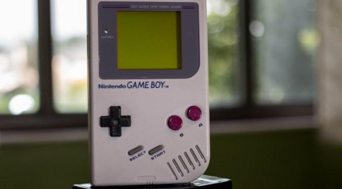 Happy 25th Anniversary Game Boy