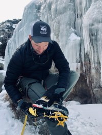 Need crampons for ice climbing or mountaineering? Wyoming Mountain Guides rents both ice climbing and mountaineering crampons for great daily, weekend, and weekly rates!