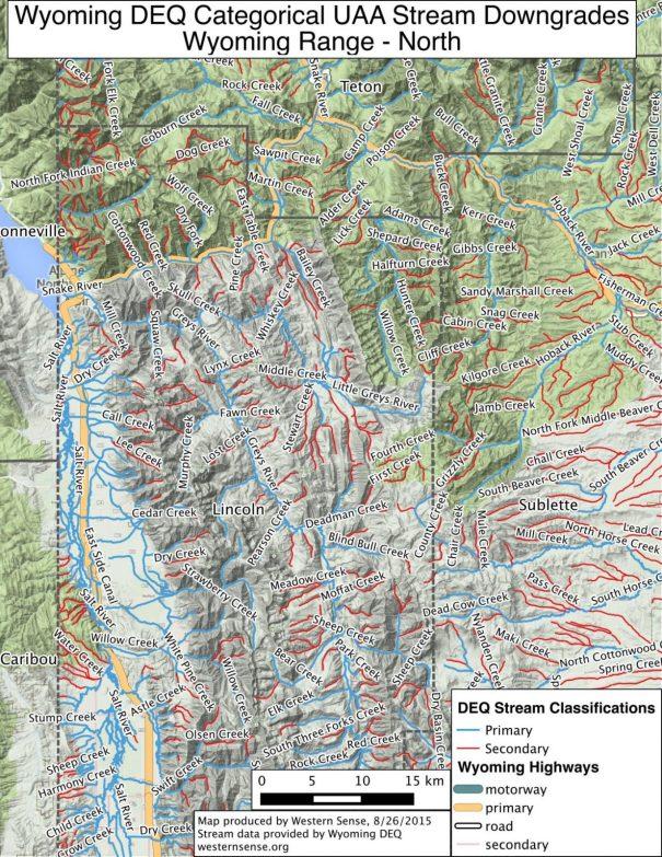 Wyoming Range North