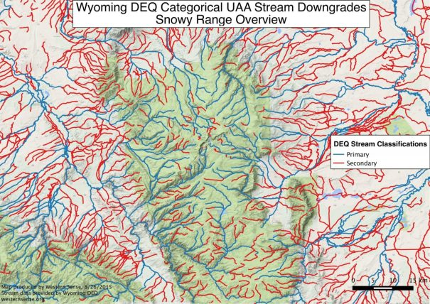 Snowy Range Overview