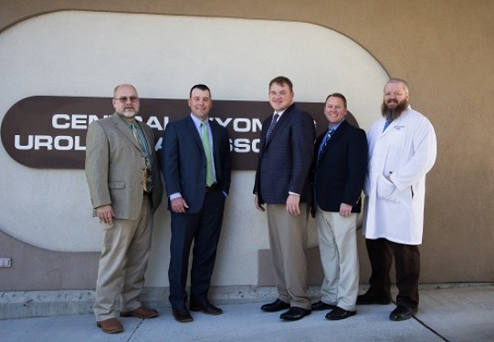 Central Wyoming Urological Associates healthcare providers