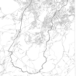 Wyomissing Creek Watershed Map picture for site