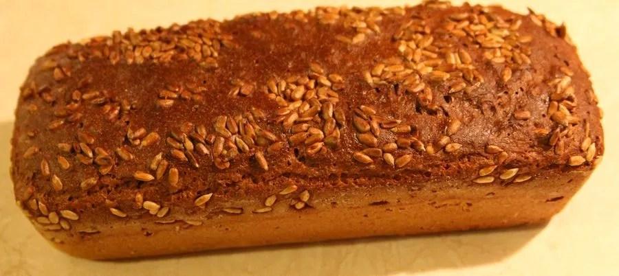 chleb pszenny domowy