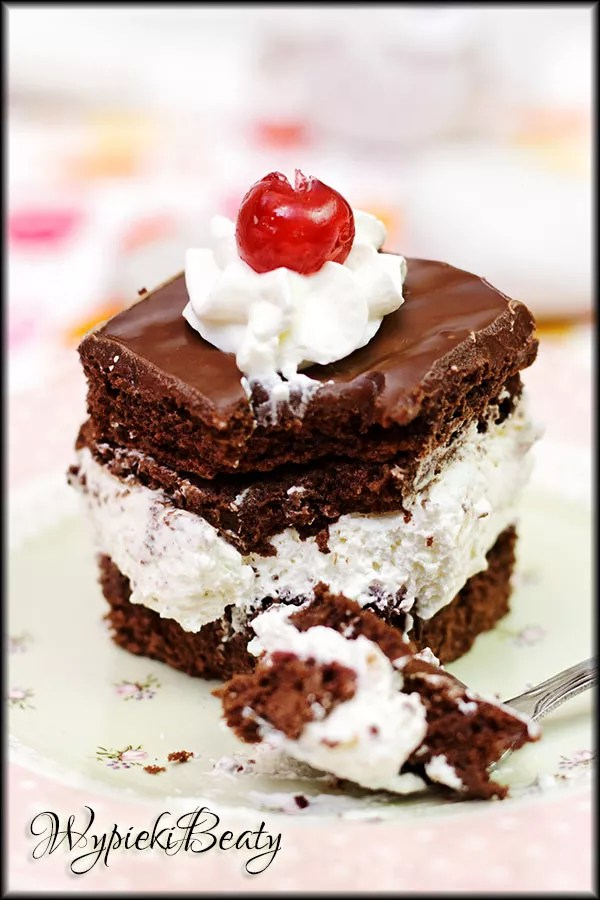 ciasto wuzetka