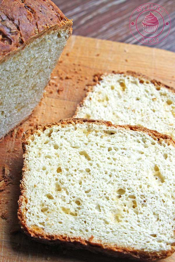 pszenny chleb serowy