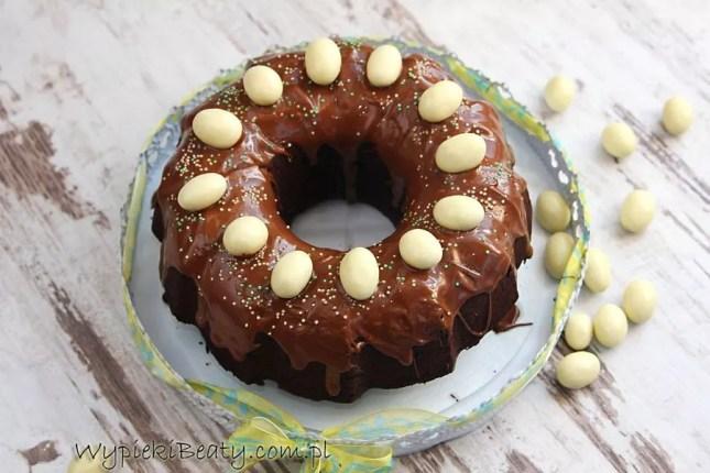 czekoladow-migdalowa babka1