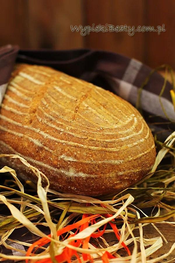 wiejski chleb pszenny