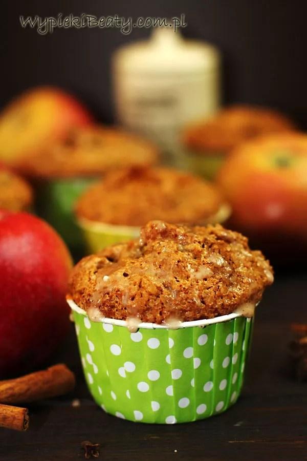 babeczki jabłkowo-cukiniowe1