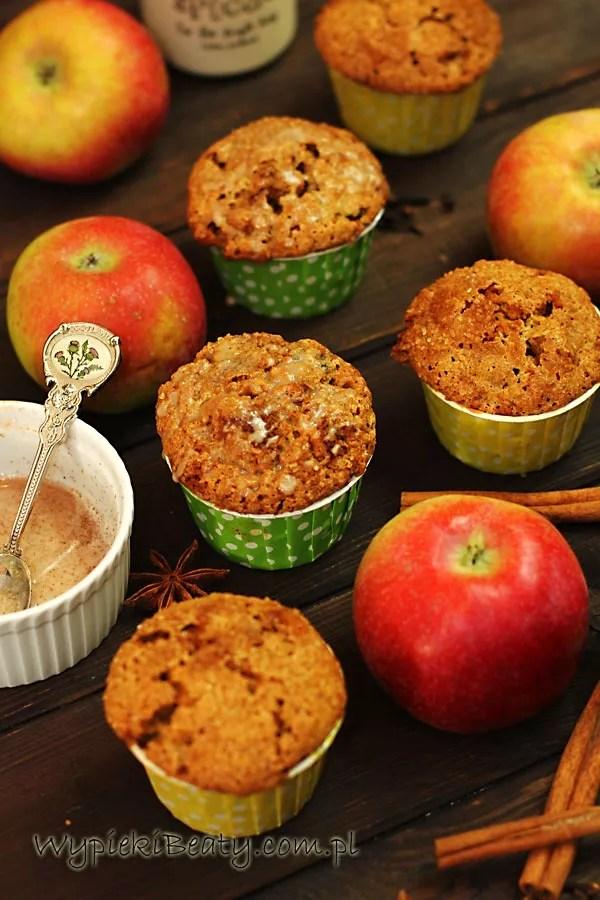 babeczki jabłkowo-cukiniowe4