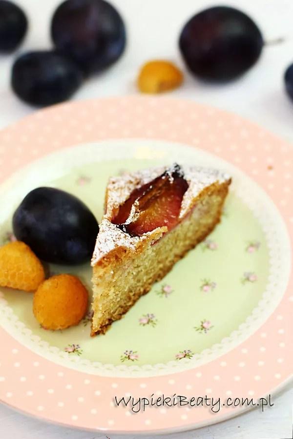 ciasto ze śliwkami i kardamonem4