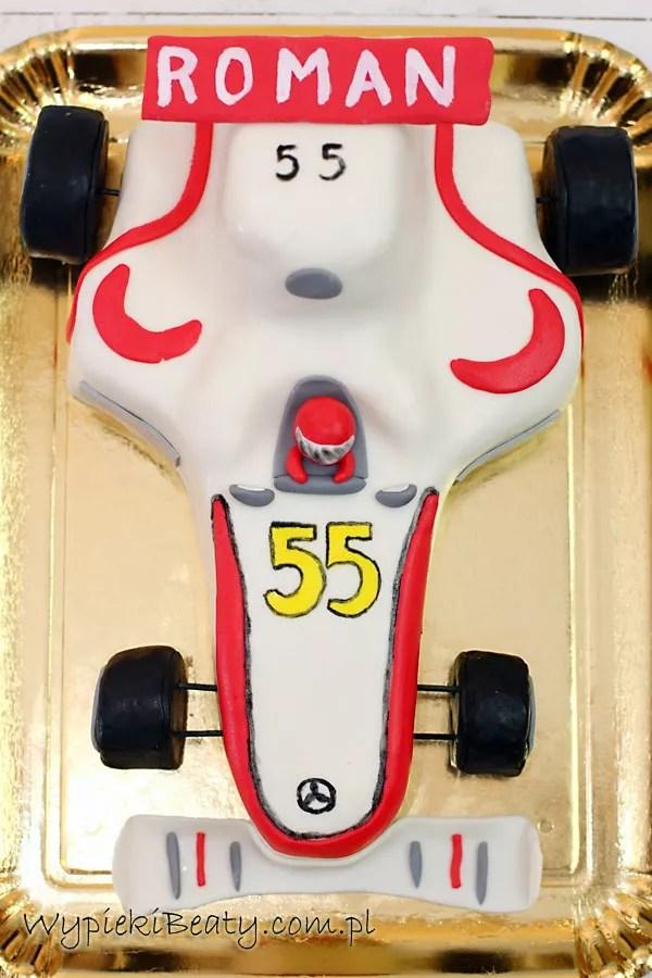 formula one cake f1