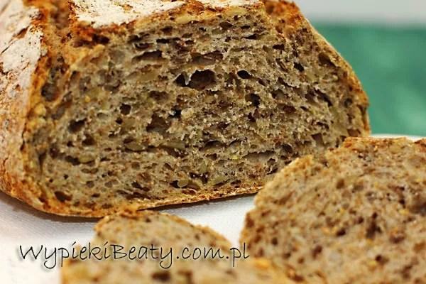 chleb pszenny pyszny