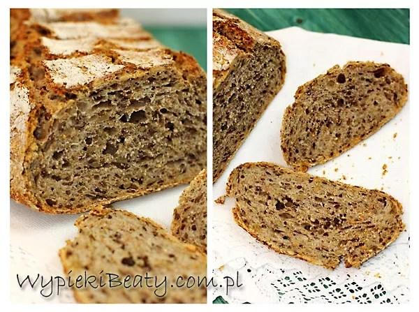 chleb pszenny długo dojrzewający