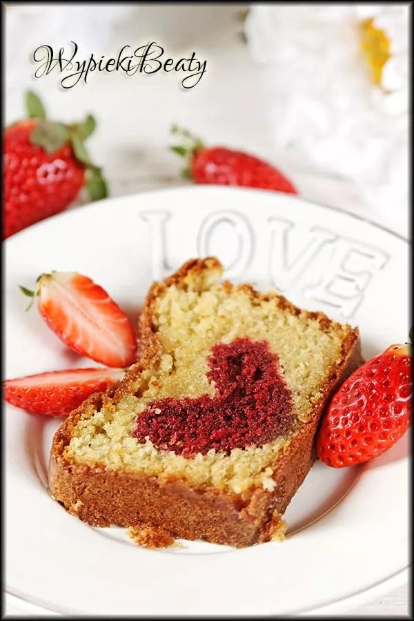 migdałowe ciasto z sercem_6