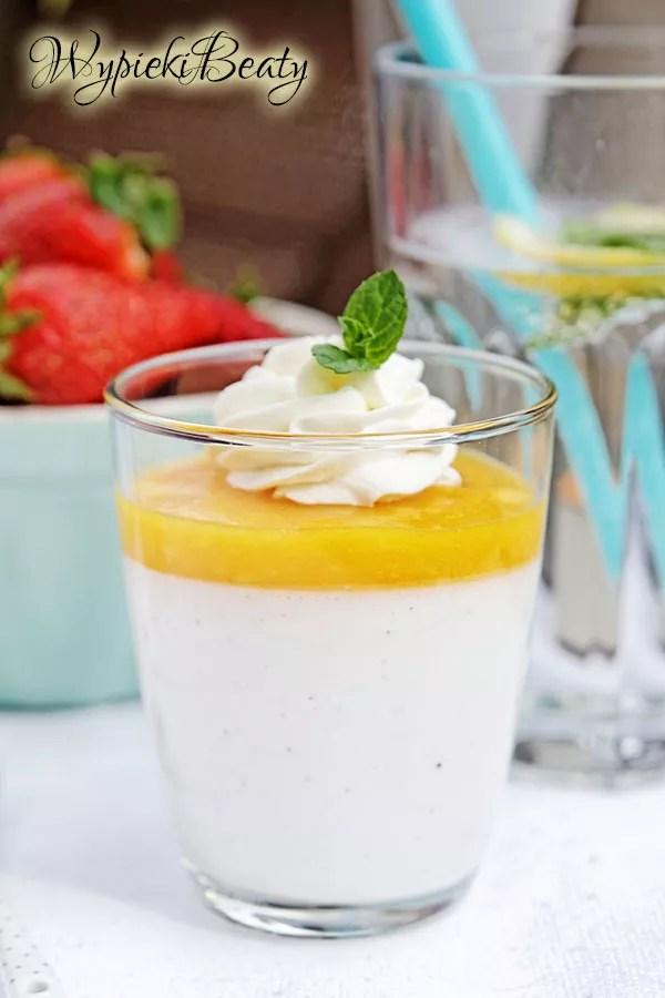 deser jogurtowy z mango_4