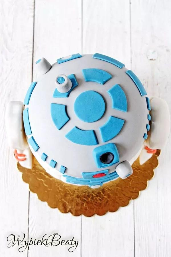 r2d2 cake star wars