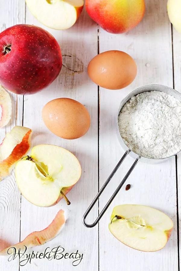 pancakes jabłkowe 1