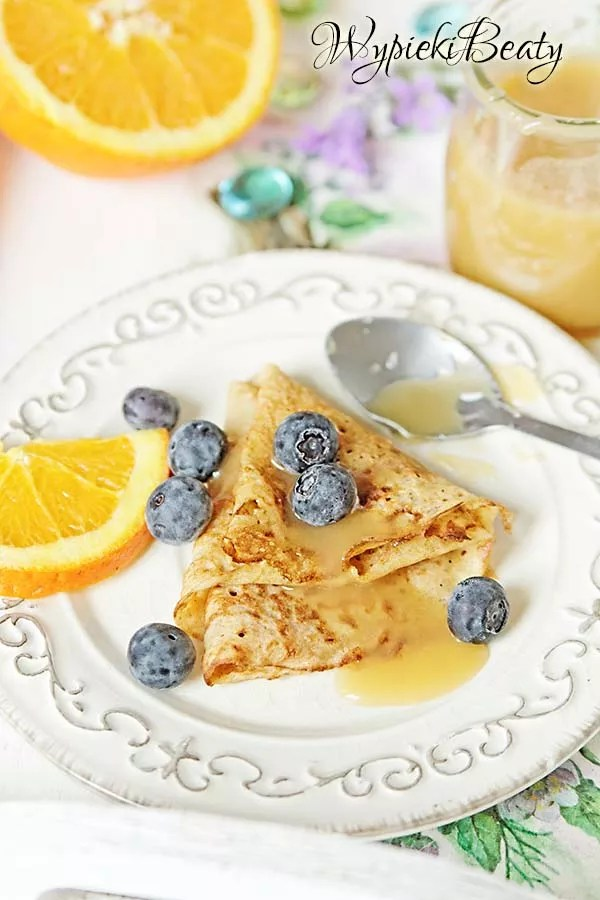slimming world orange crepes