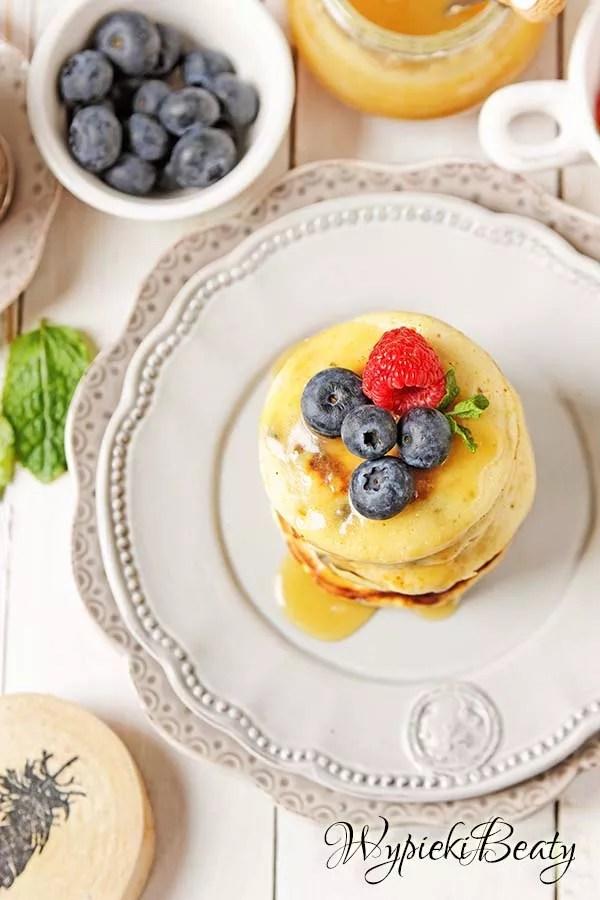 pancakes z borówkami 4