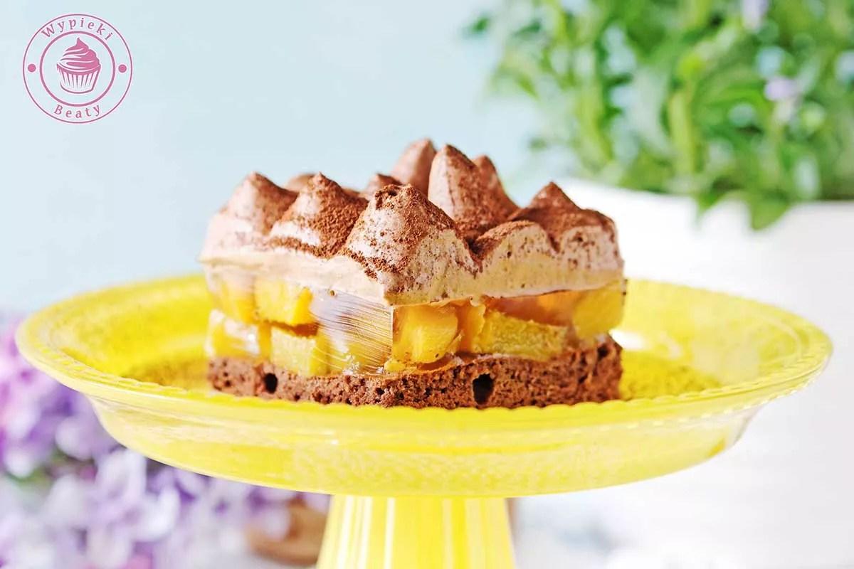 ciasto czekoladowa delicja