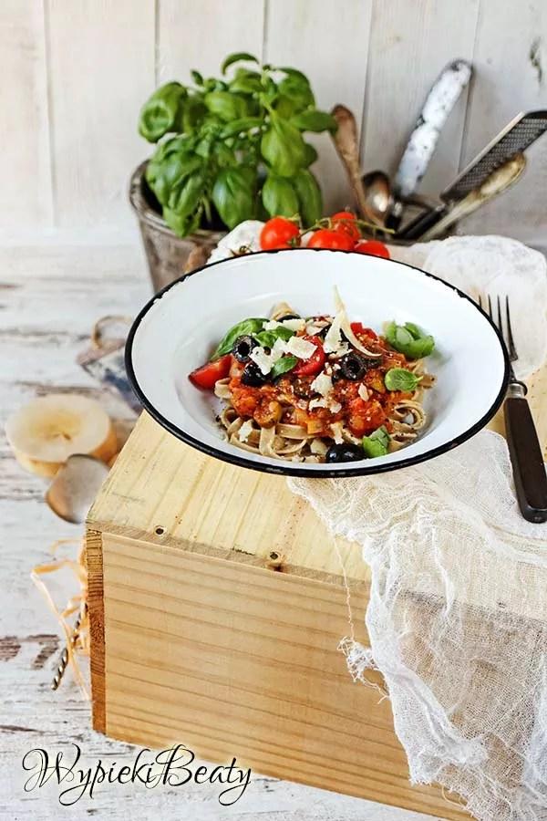 pesto z pieczonymi pomidorami 2