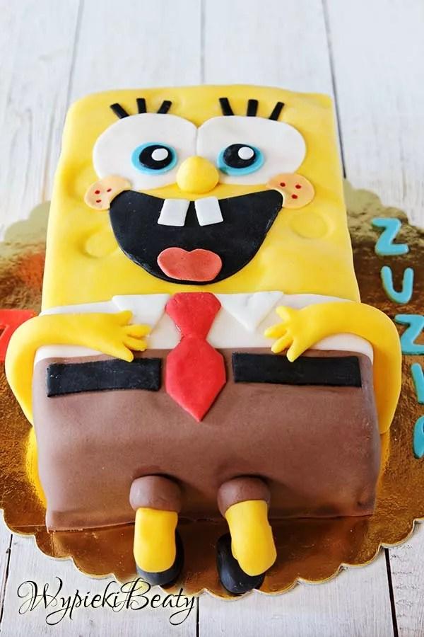 tort sponge bob
