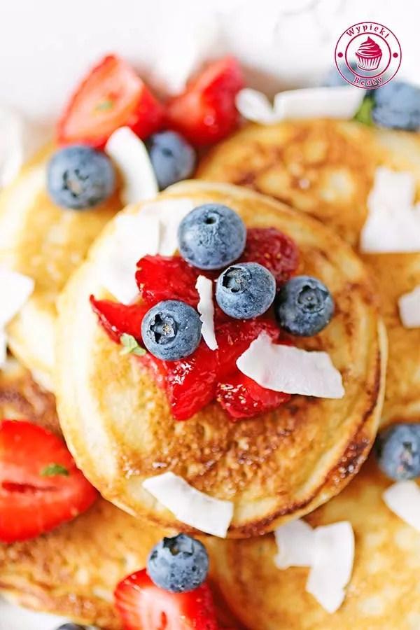 kokosowe pancakes 6