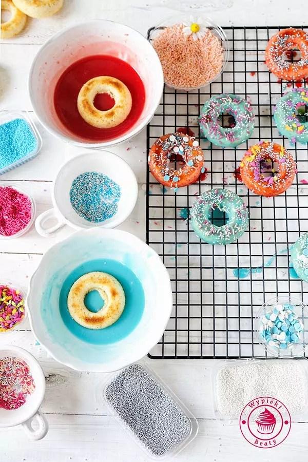 maślankowe donuty 4