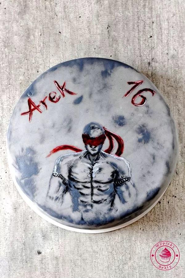 tort dla nastolatka