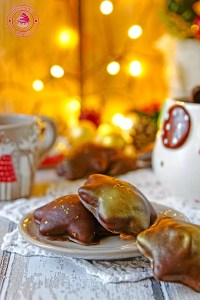 czekoladowe pierniczki