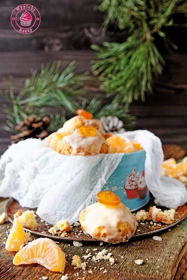 ciasteczka pomarańczowe z ricottą