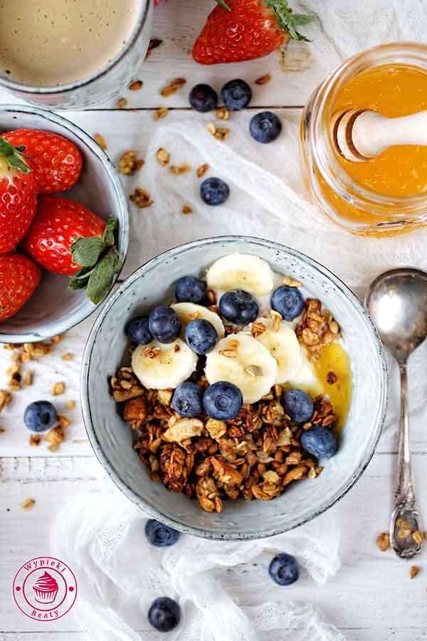 zdrowa granola