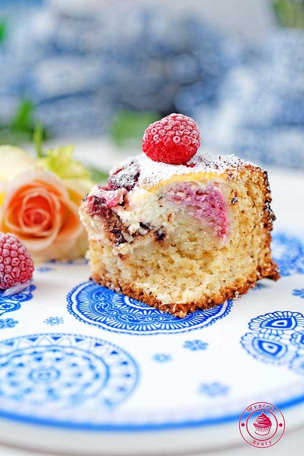 ciasto z twarogiem