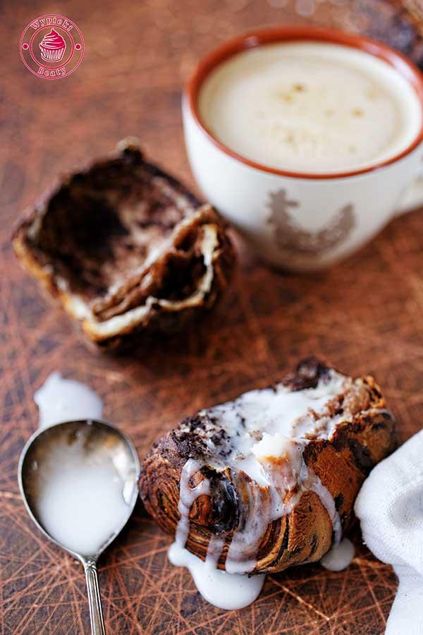 bułeczki czekoladowe
