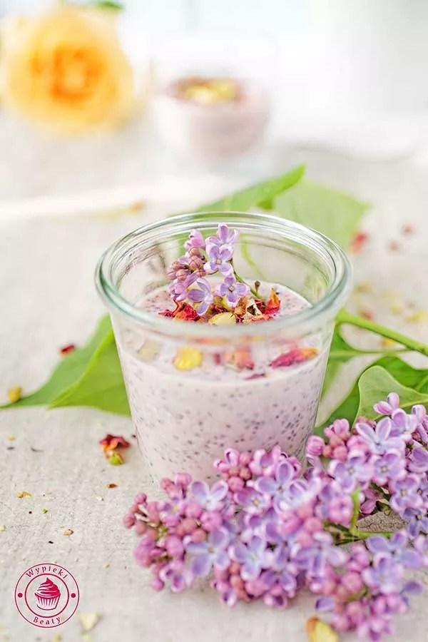 dietetyczny pudding chia