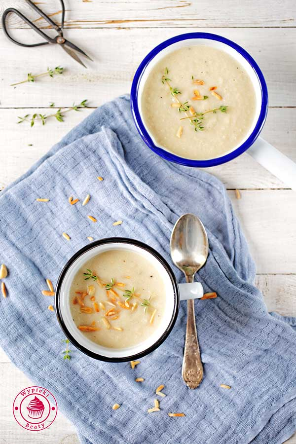 zupa krem z warzyw