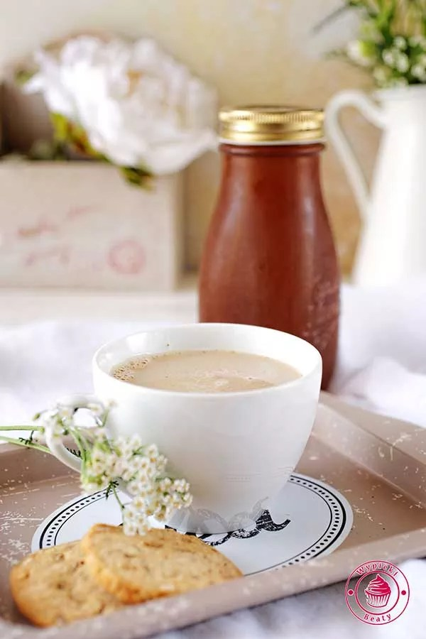chai tea herbata