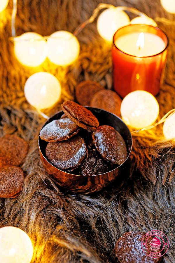 ciasteczka czekoladowe