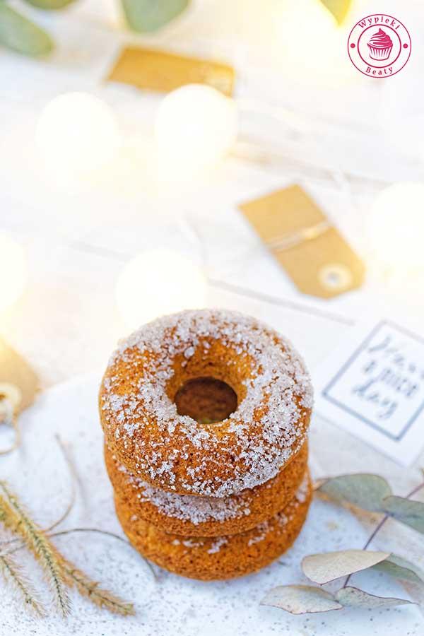 donuty marchewkowe