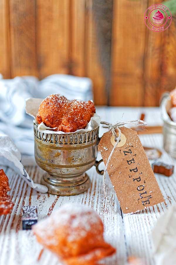 zeppole włoskie pączki